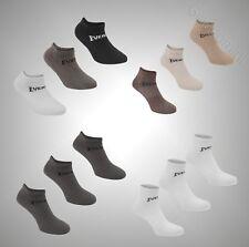 3 Pack Boys Girls Low Cut Ankle Trainer Socks Sizes C8-C13  Junior 1-6