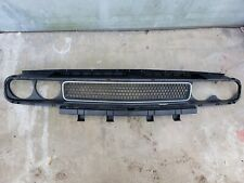 DODGE CHALLENGER UPPER GRILLE LC22-104AA OEM 2008 2009 2010 2011 2012 2013