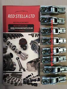 8 Roller rocker arms CITROEN BERLINGO C2 C3 C4 C5 JUMPY  XSARA 1.4 1.6 8V HDI