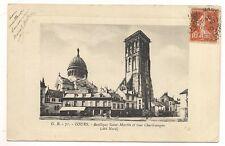 tours basilique saint-martin et tour charlemagne