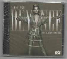 Beyoncé Above and Beyoncé Video Collection & Dance Mixes 2009 DVD & CD