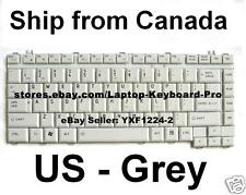 For Toshiba Satellite A305D A310D A315D M300 M305 M310 Keyboard Spanish Silver