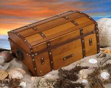 Humidor Supreme Gold Rush Nautical Cigar Chest