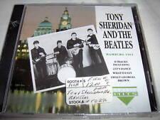 TONY SHERIDAN & BEATLES-HAMBURG 1961 NEW SEALED EEC CD