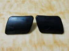 Front Bumper Headlight Washer Covers Caps Pair FOR VW GOLF IV MK4 1998-2006