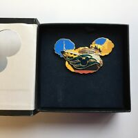 WDW Celebrating Fifty Years - DCL Sunset Cruise Jumbo LE 750 - Disney Pin 42519