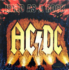 AC/DC ‎CD Single Hard As A Rock - Europe (VG/EX+)
