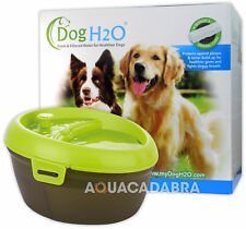 Dog H2O Fountain Fresh Filtered Water for Healthy Dogs Drinking 6L Lazy Bones