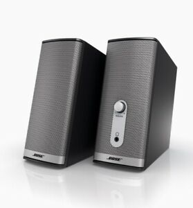 Bose Companion 2 Multimedia Speaker System series ii With Bluetooth Dongle