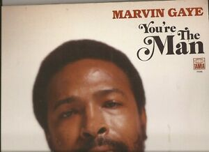 Marvin Gaye - You`re The Man  ( Double  Vinyl LP )