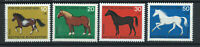 Allemagne - RFA N°441/44** (MNH) 1969 - Chevaux
