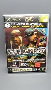Clean Def Jam Fight For NY October 2004 Game Demo #36 Original Microsoft Xbox