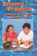 Science Projects about Kitchen Chemistry (Science Projects (Enslow))-ExLibrary