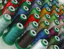 1 x 1,000 MTR BROTHER COLOUR MACHINE EMBROIDERY THREAD