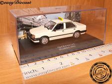 OPEL REKORD 2.0 E TAXI CAB 1:43 FRANKFURT (GERMANY) 1984
