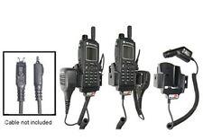 Brodit KFZ Halter 841488 mit Steckervorbereitung für Motorola MTP 850