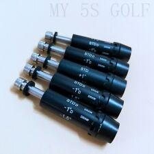 5x Golf F9 Sleeve Adapter for Cobra KING F9, F8, F7, Fly-Z Driver Shaft .335 RH
