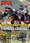 MOTO JOURNAL 1343 Test YAMAHA XVS 1100 Drag Star YZF R6 600 F CBR HONDA CL 400