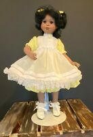 """Paradise Galleries Porcelain African American Doll """"Nicole"""""""