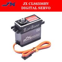 JX CLS6336HV 35KG Digital Coreless RC Servo for 1/8 RC Car & 2000mm Fixed-Wing