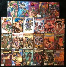 Gen 13 Bootleg #1-20 + Variants + Annual COMPLETE SERIES SET - Image Comics 1996