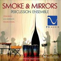 SMOKE & MIRRORS PERCUSSIO - SMOKE & MIRRORS NEW VINYL RECORD