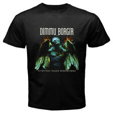 DIMMU BORGIR SPIRITUAL BLACK DIMENSIONS T-SHIRT S M L XL 2XL BLACK METAL BAND