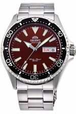 Orient Ra-aa0003r Kamasu Automatic Red Dial Diver 200m Watch Sapphire Crystal