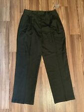 """White Stag Olive Green Pants Size 16 Inseam 30"""""""