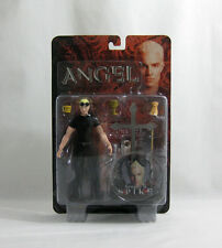 "NEW 2004 Buffy Vampire Slayer ✧ SPIKE ✧ Season 5 Vintage 6"" Angel Figure MOC"