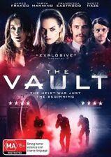 The Vault (DVD, 2017 - Region 4)