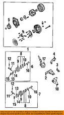 Infiniti NISSAN OEM 97-01 Q45 4.1L-V8 Alternator-Idler Pulley 119256P004