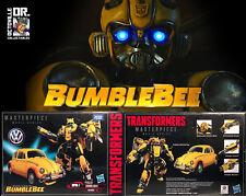 Transformers Authentic Movie Masterpiece MPM-07 Bumblebee VW Beetle Brand New
