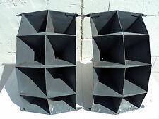Altec Lansing Vintage Multicell Horn PAIR 805B 30162 Throat