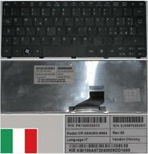 Clavier Qwerty Italien Acer KB.I100A.072 PK130D32A13 MP-09H26I0-6984  NSK-AS40E