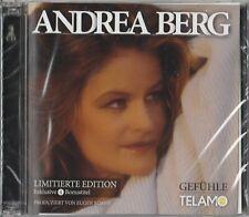 Andrea Berg - Gefühle - Limitierte Edition (NEU/OVP, 2 CD`s)