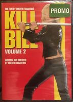 Kill Bill: Vol 2 Promo DVD New NTSC Uma Thurman Sealed Quentin Tarantino