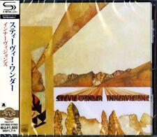 STEVIE WONDER-INNERVISIONS-JAPAN SHM-CD D50