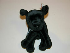 Ty Beanie Baby Collection - Luke Black Dog DOB June 15 1998