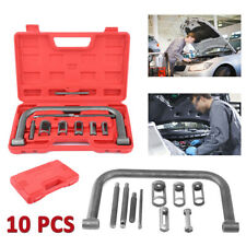 Valve Spring Compressor C-Clamp Service Kit Automotive Tool Motorcycle ATV Auto