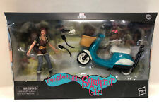 "Marvel Legends 6"" Figure & Vehicle Set Riders Series Squirrel Girl In Stock"