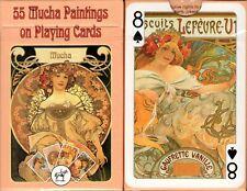 Impressionist Masterpieces Playing Cards Bridge Size Deck Piatnik Custom Limited