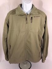Columbia Men's Ascender II Softshell Jacket Rain Wind Resistant - Large
