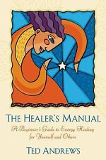 Healer's Manual : Beginners Guide to Energy Healing Wiccan Pagan Supply Book