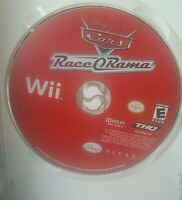 Disney's Cars Race O Rama - Nintendo Wii Game Only