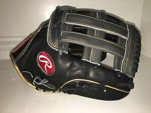 NEW Rawlings PROJD-6JBGPRO Heart of the Hide Baseball Glove PRO ISSUE