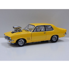 1 18 LJ Holden TORANA GTR Xu-1 Street Machine Toxic Acid Yellow AUTOart 72577
