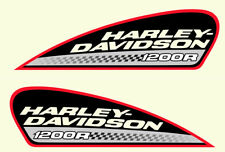 Kit Adesivi HARLEY DAVIDSON 1200R 1200 R Serbatoio Stickers Decals Adesivo tank