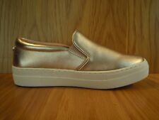 Steve Madden Shoes Size 4 Rose Gold PUMPS Ladies Slip on Fashion Trainers