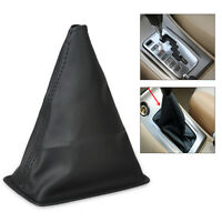 Black PU Leather Gear Stick Shift Cover Boot Gaiter for Toyota Corolla 2001-2013